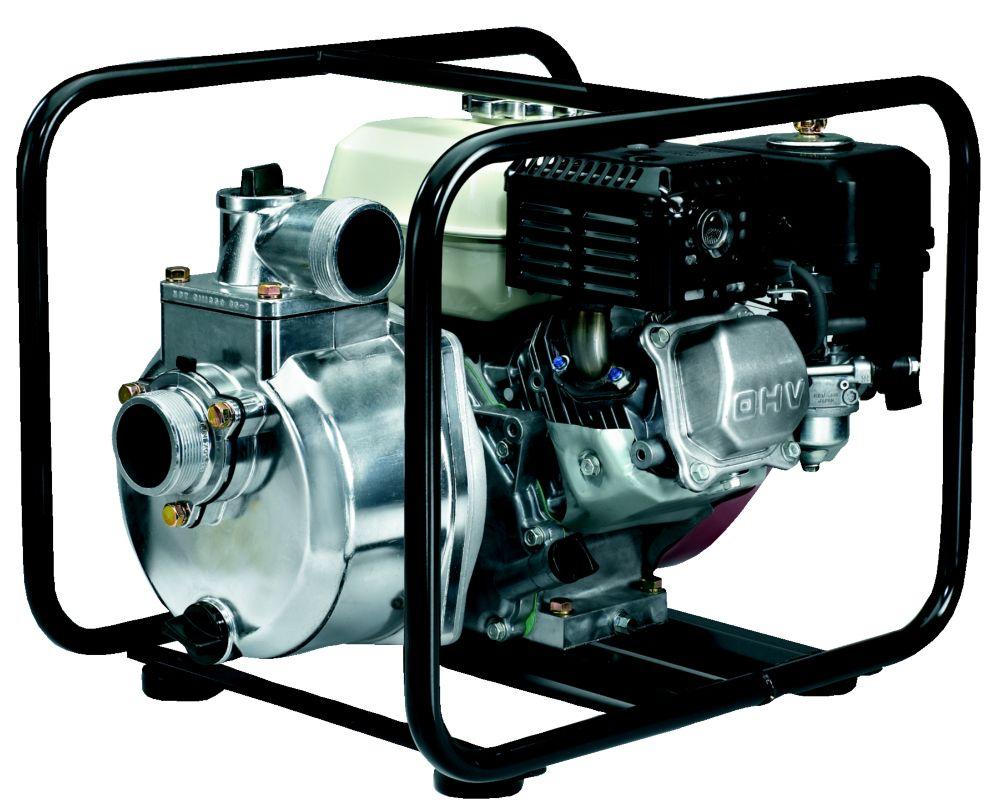 Pompe centrifuge koshin seh-50x alimenté par moteur honda� gx120