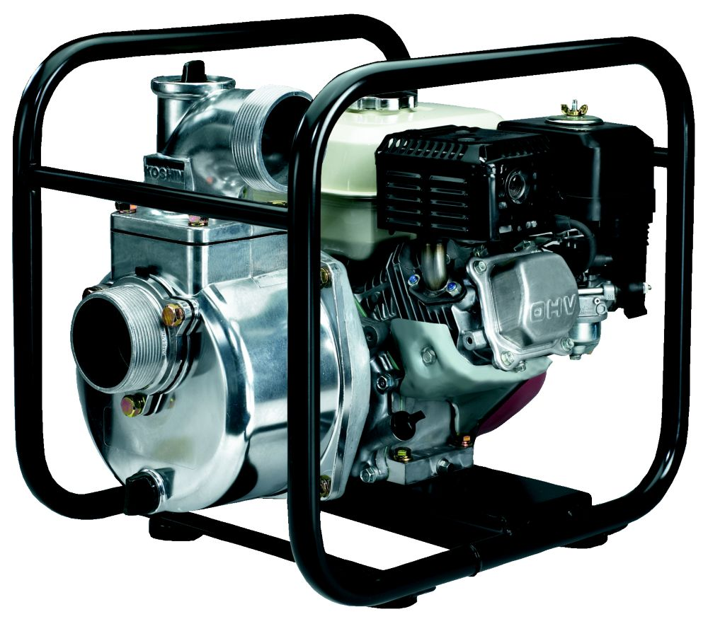 Centrifugal pump - Powered by Honda GX160 engine