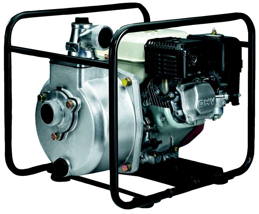 Pompe à haute pression koshin serh-50b alimenté par moteur honda� gx160