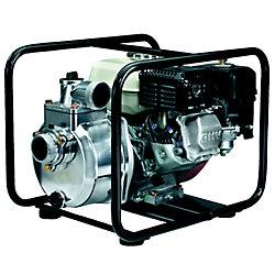 Koshin Centrifugal pump with two inch hose kit