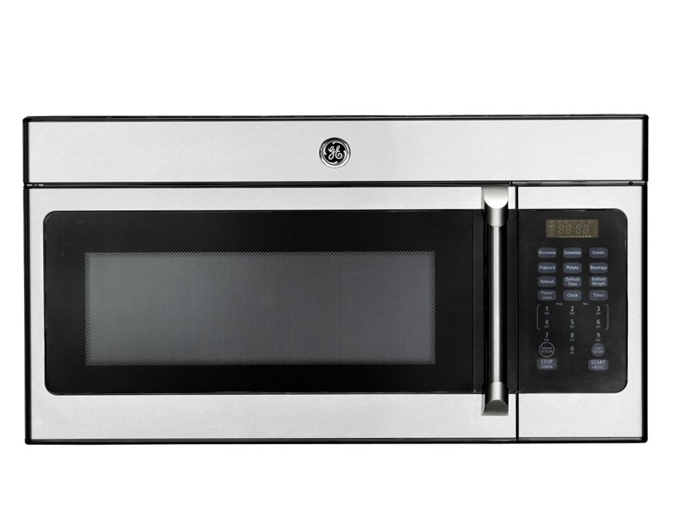 Café 1.5 cu. ft. Over-The-Range Microwave/Convection Oven in Stainless Steel