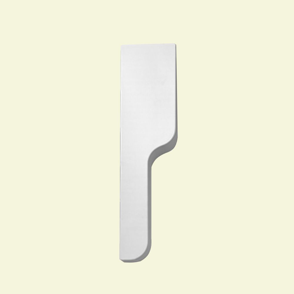 6 Inch x 4 Inch x 24 Inch Primed Polyurethane Bracket BKT6X24 in Canada