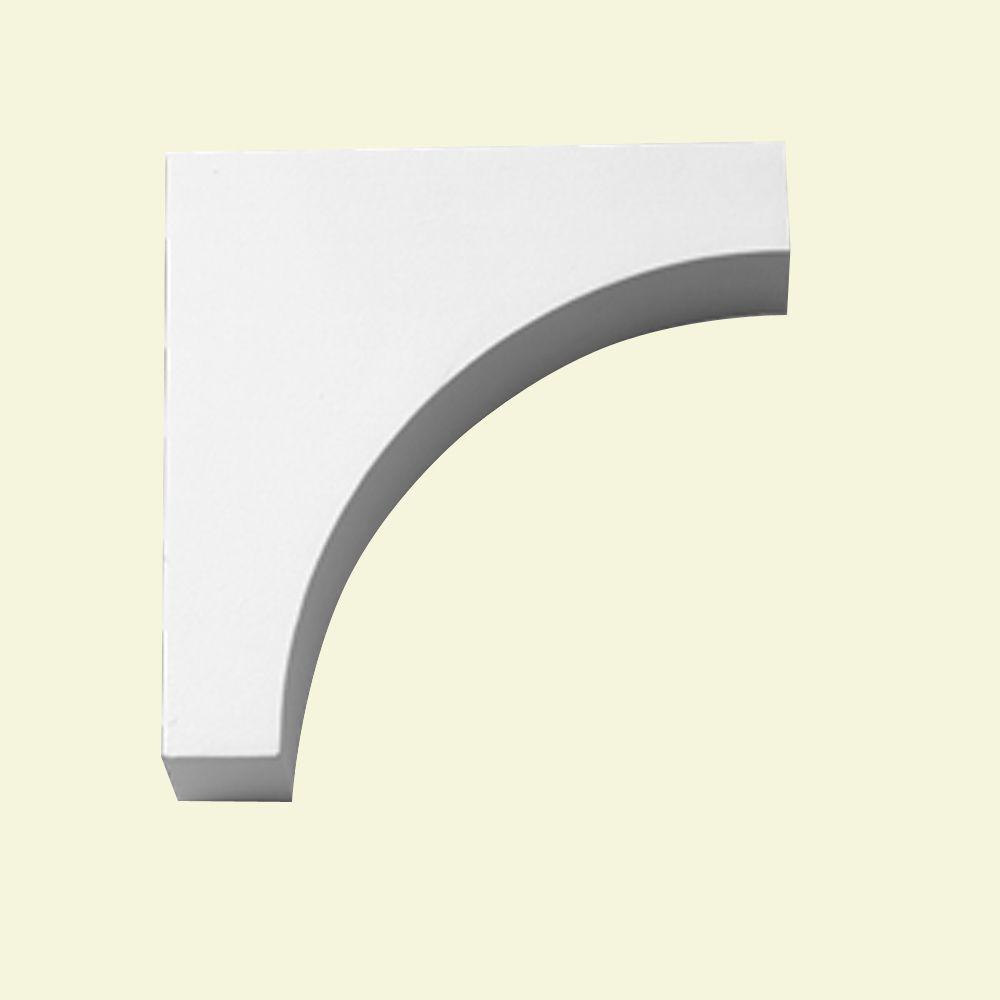 8-inch x 2-inch x 8-inch Primed Polyurethane Bracket