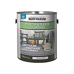 Rust-Oleum Porch & Floor Coating Satin Tint Base, 3.43 L
