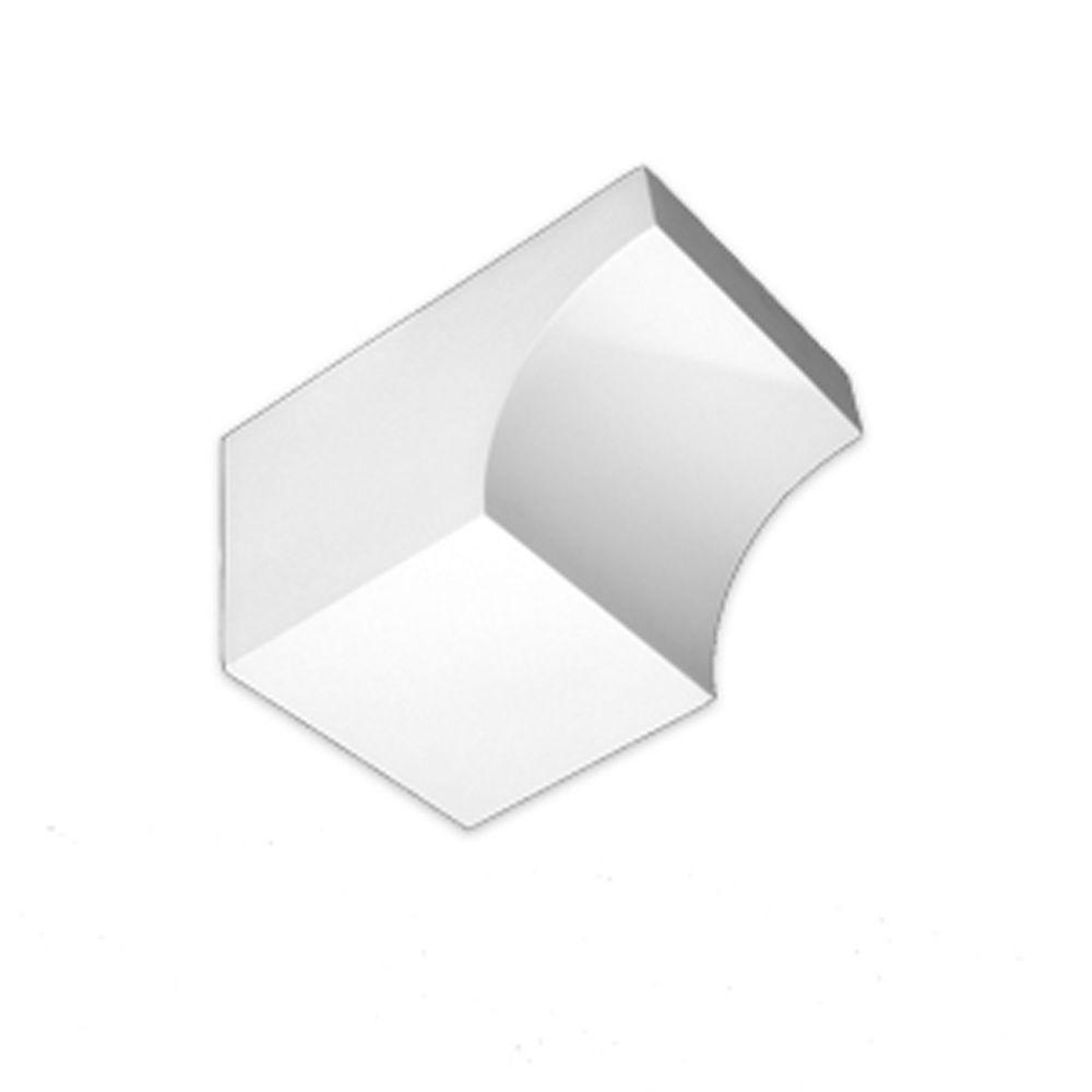 Bloc dentelé en polyuréthane apprêté 9-1/4 po x 11-1/4 po x 16 po