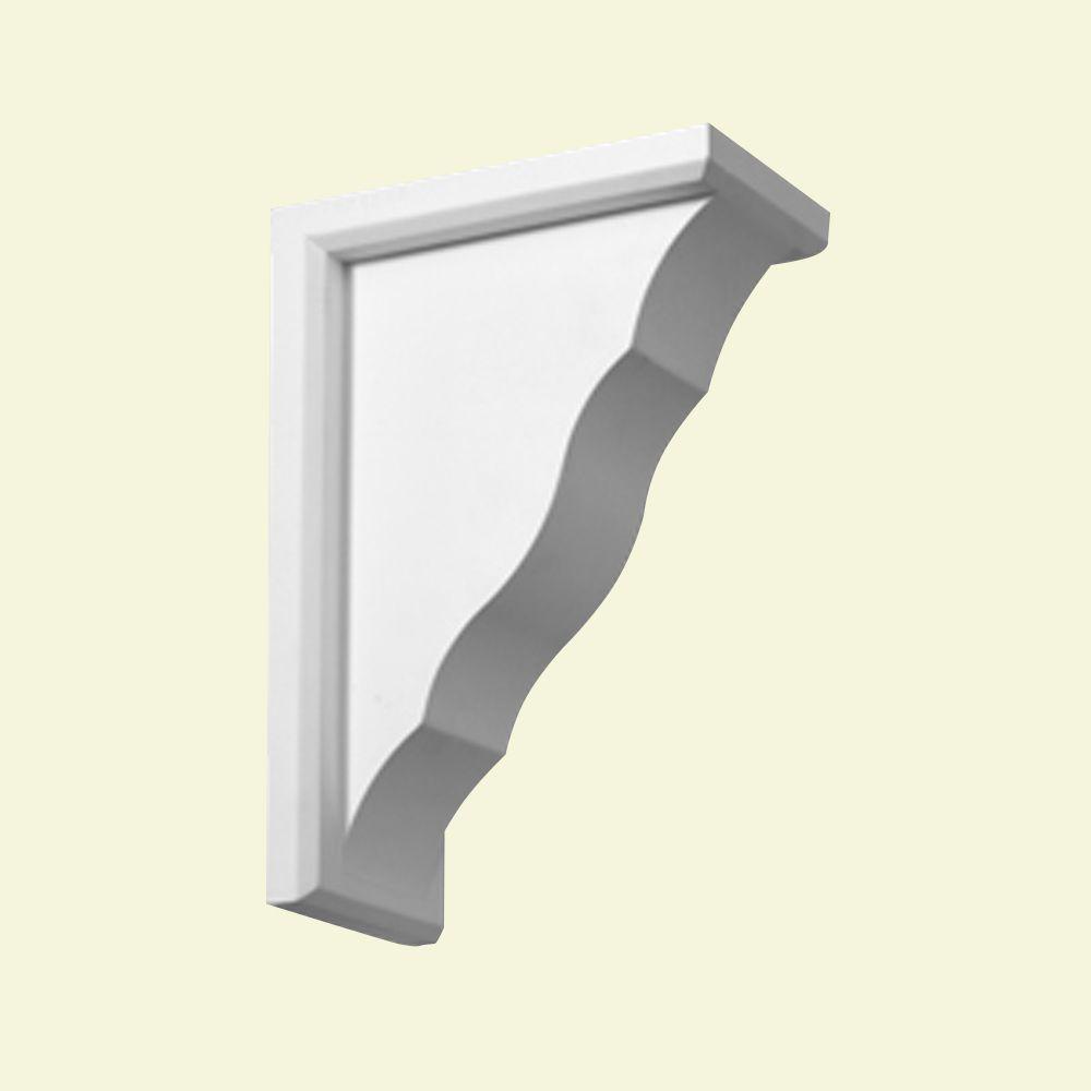 11-inch x 15-inch x 3-inch Primed Polyurethane Bracket