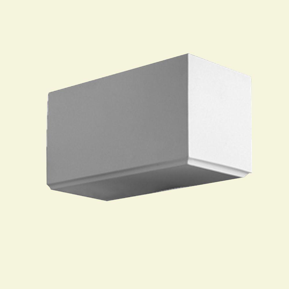 5-inch x 0-inch x 5 1/2-inch Polyurethane Dentil Block