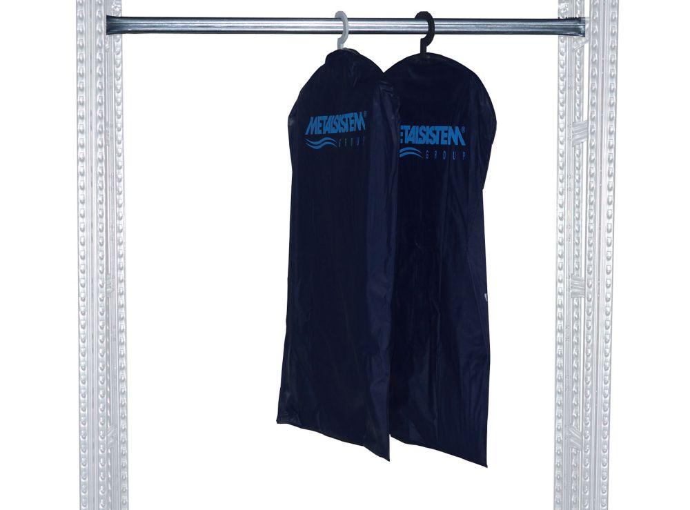 Niveau d'étagère pour vêtements Metalsistem 48 po largeur, 16 po profondeur