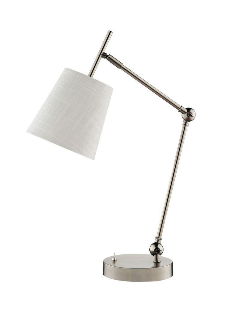 Lampe de bureau à double portée