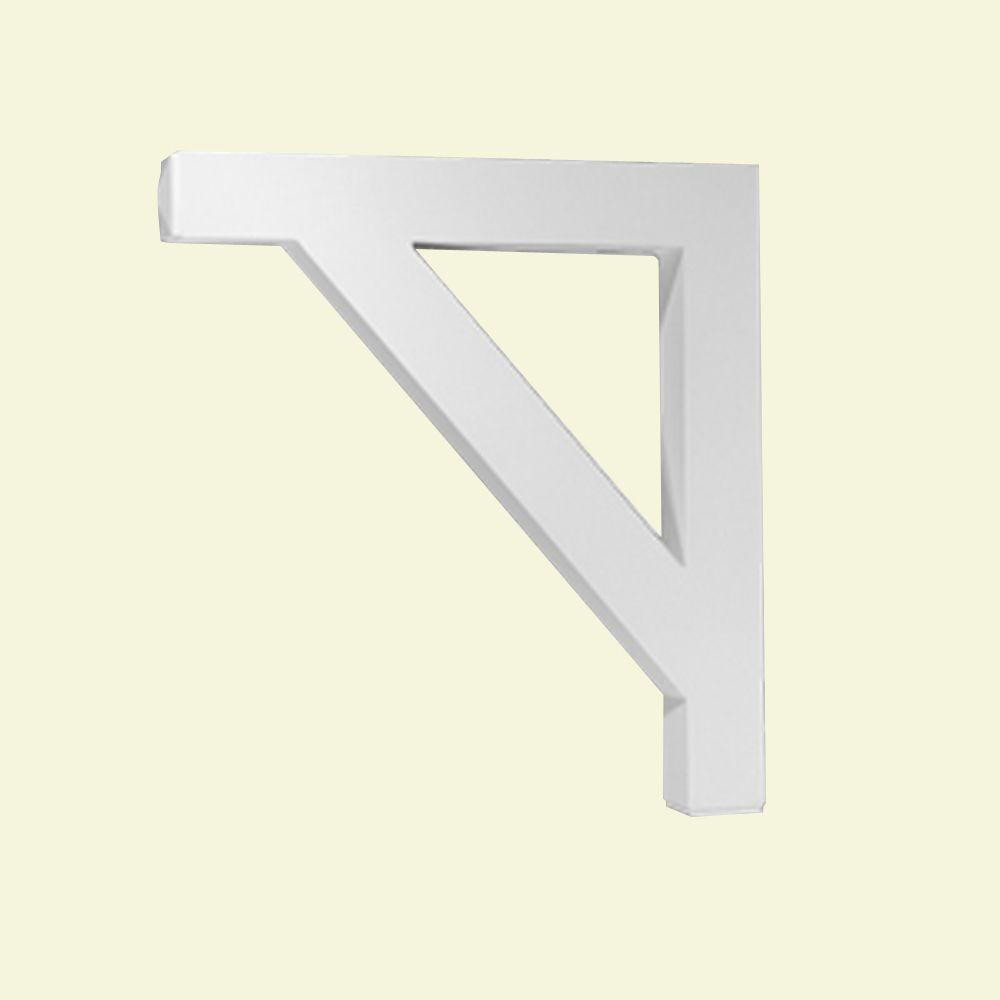 25-inch x 3 1/2-inch x 27 1/2-inch Primed Polyurethane Bracket
