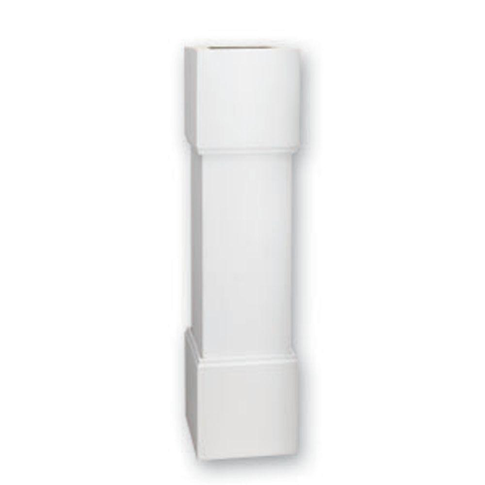 Trousse d'installation pour pilastre en polyuréthane 12 po