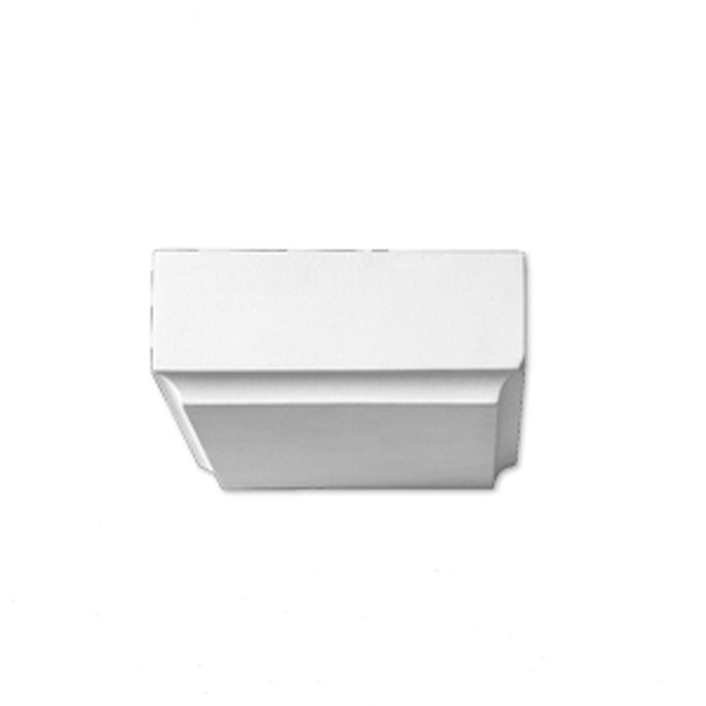 2-inch x 5-inch x 6-inch Primed Polyurethane Dentil Block