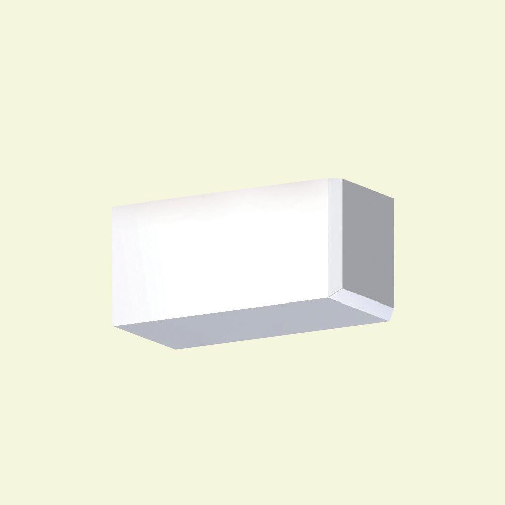 3 1/2-inch x 7 13/32-inch x 3 1/2-inch Primed Polyurethane Dentil Block