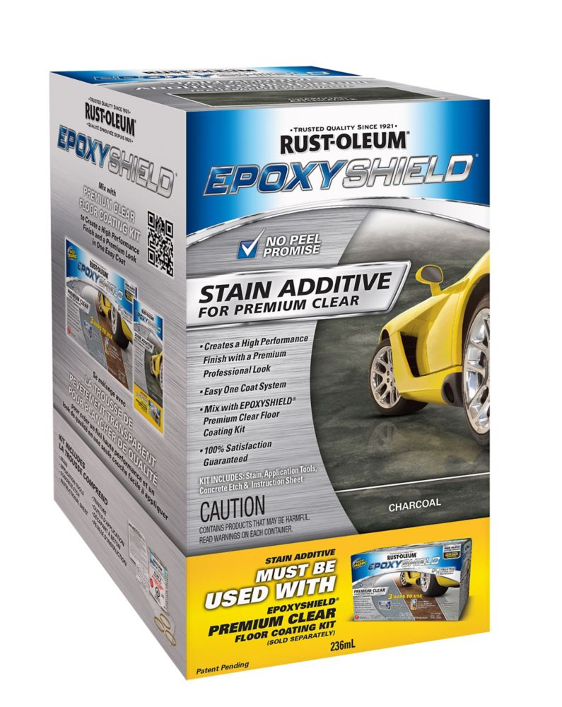 Epoxyshield Kit Stain Additive -  Charcoal