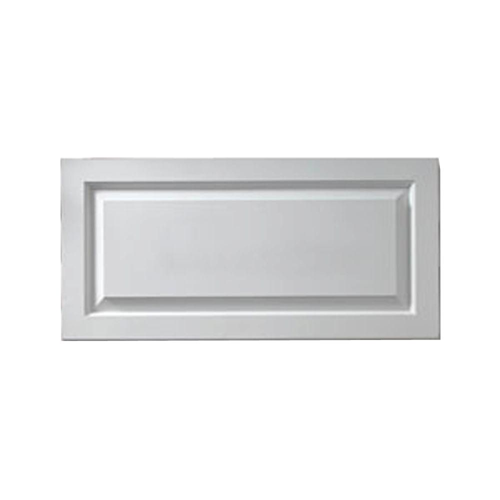 fypon 1 1 8 inch x 12 inch x 36 inch window raised panel