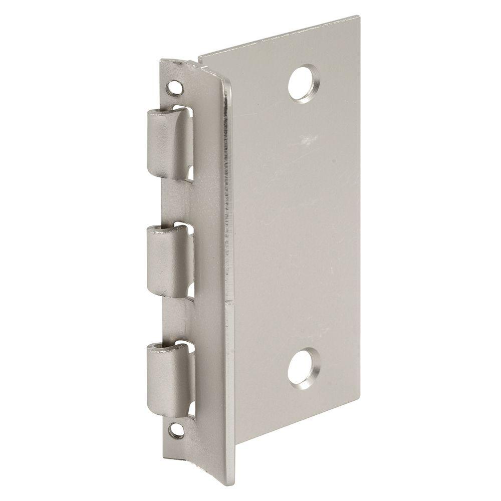 Prime-Line Door Lock, Flip-Action, Satin Nickel Us15