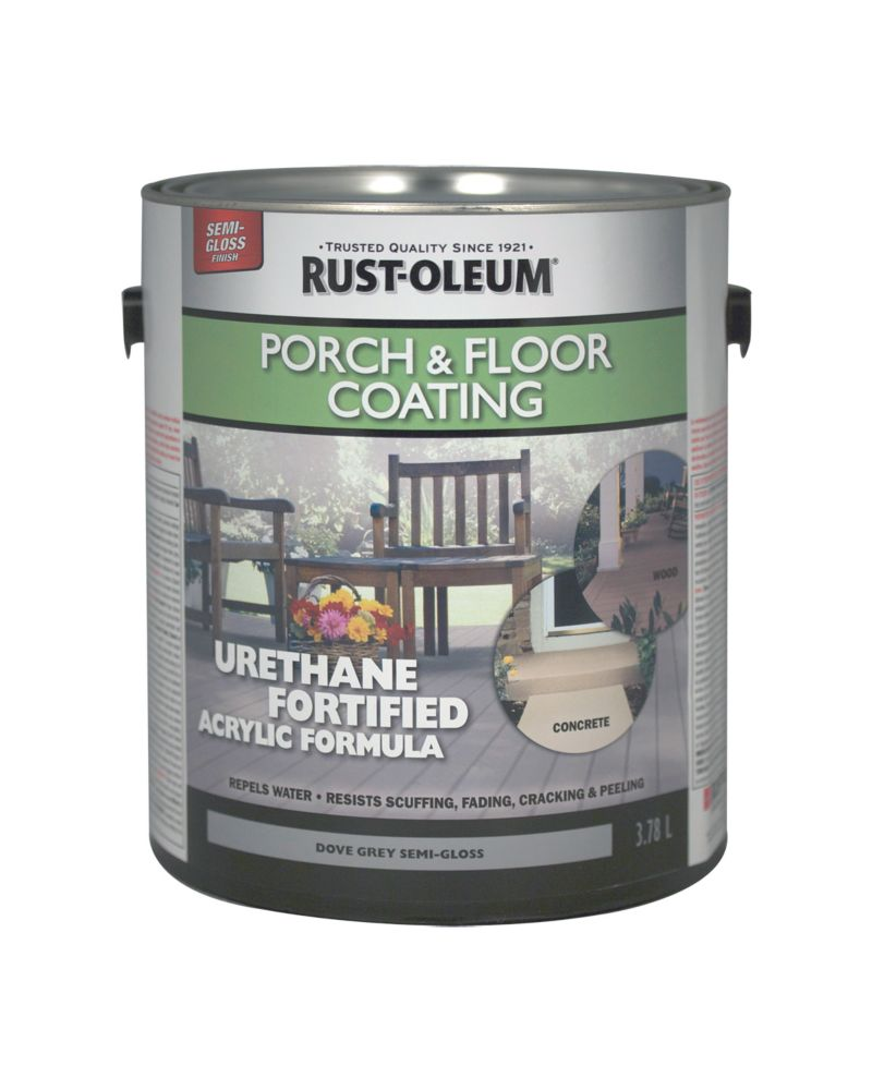 Rust-Oleum Porch & Floor Coating Dove Grey