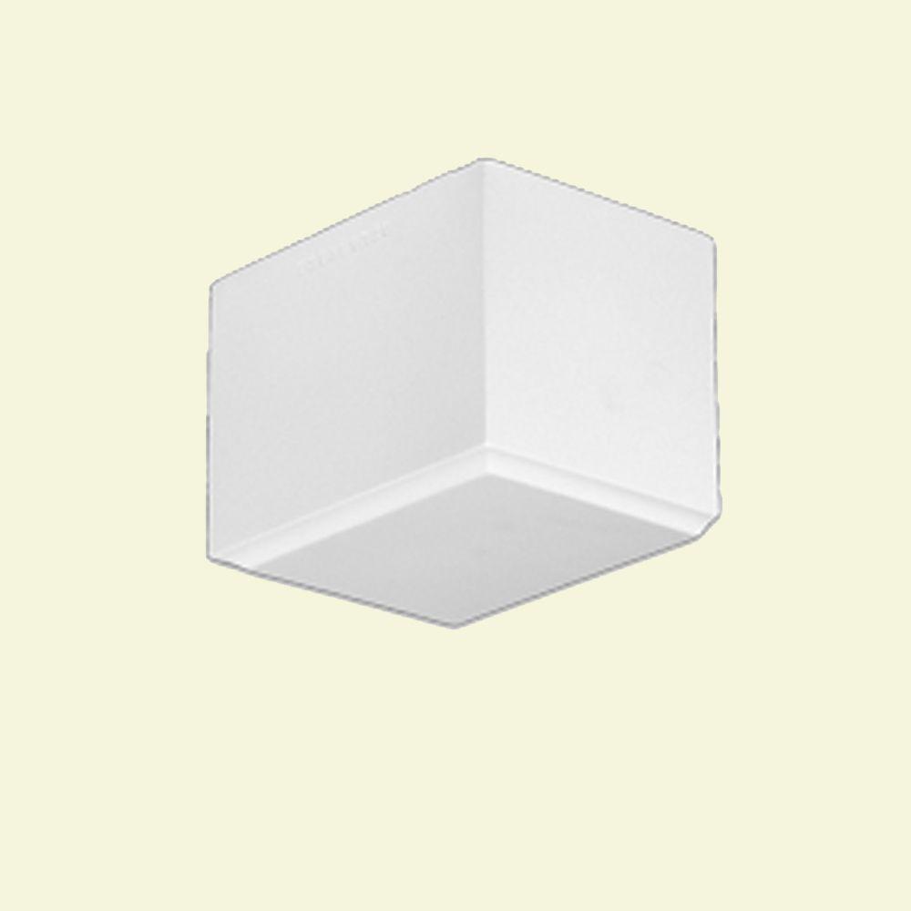 6-inch x 8-inch x 6-inch Primed Polyurethane Dentil Block