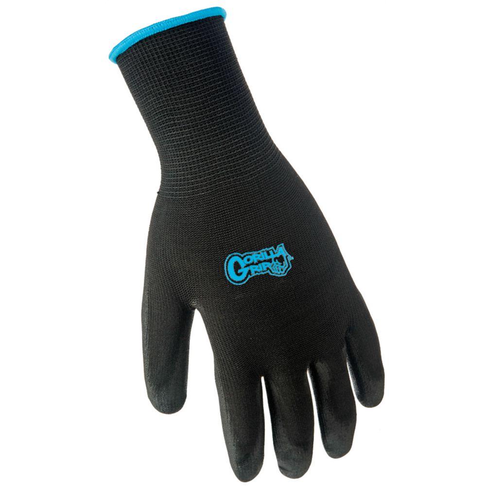 SB Gorilla Grip 5 Pair Large Gloves