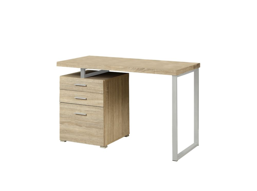"Computer Desk - 48""L / Natural Left Or Right Facing"