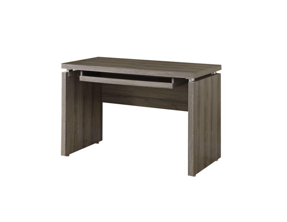 "Computer Desk - 48""L / Dark Taupe"