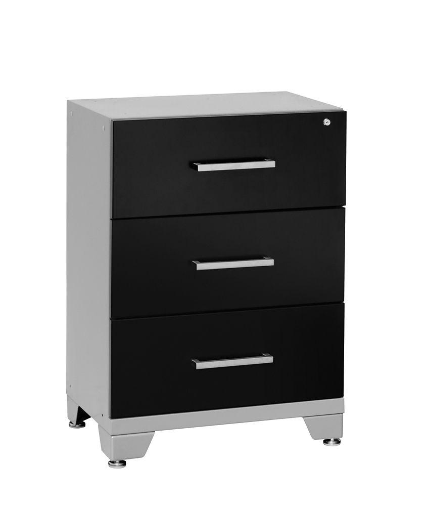 newage products armoire outils noire 33 po h x 24 po l. Black Bedroom Furniture Sets. Home Design Ideas