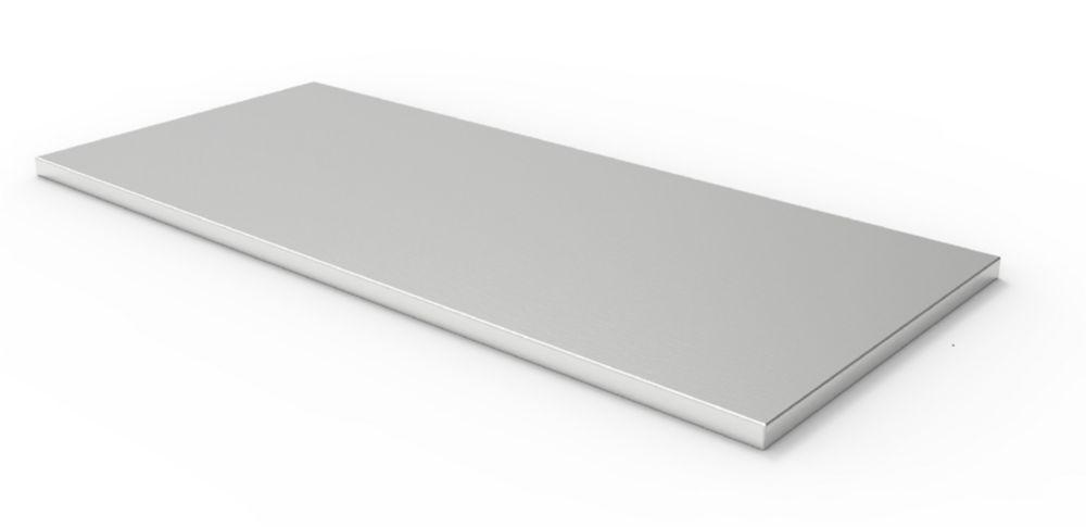 "Pro 3.0 56"" Stainless Steel Worktop"