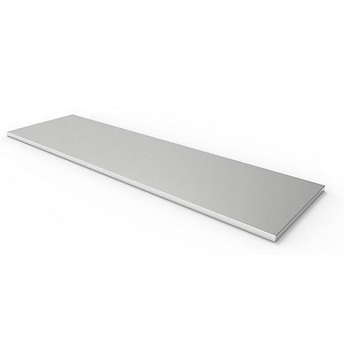 Pro 3.0 Series 84-inch Stainless Steel Worktop