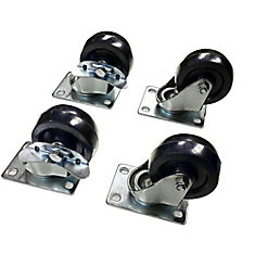 Performance Series 3 in Caster Kit (4-Pack)