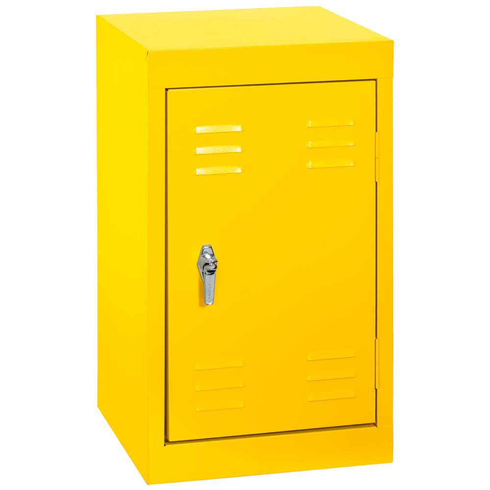 sandusky 15 po l x 15 x 24 po in d h single tier soud s en acier locker sunshine home depot canada. Black Bedroom Furniture Sets. Home Design Ideas