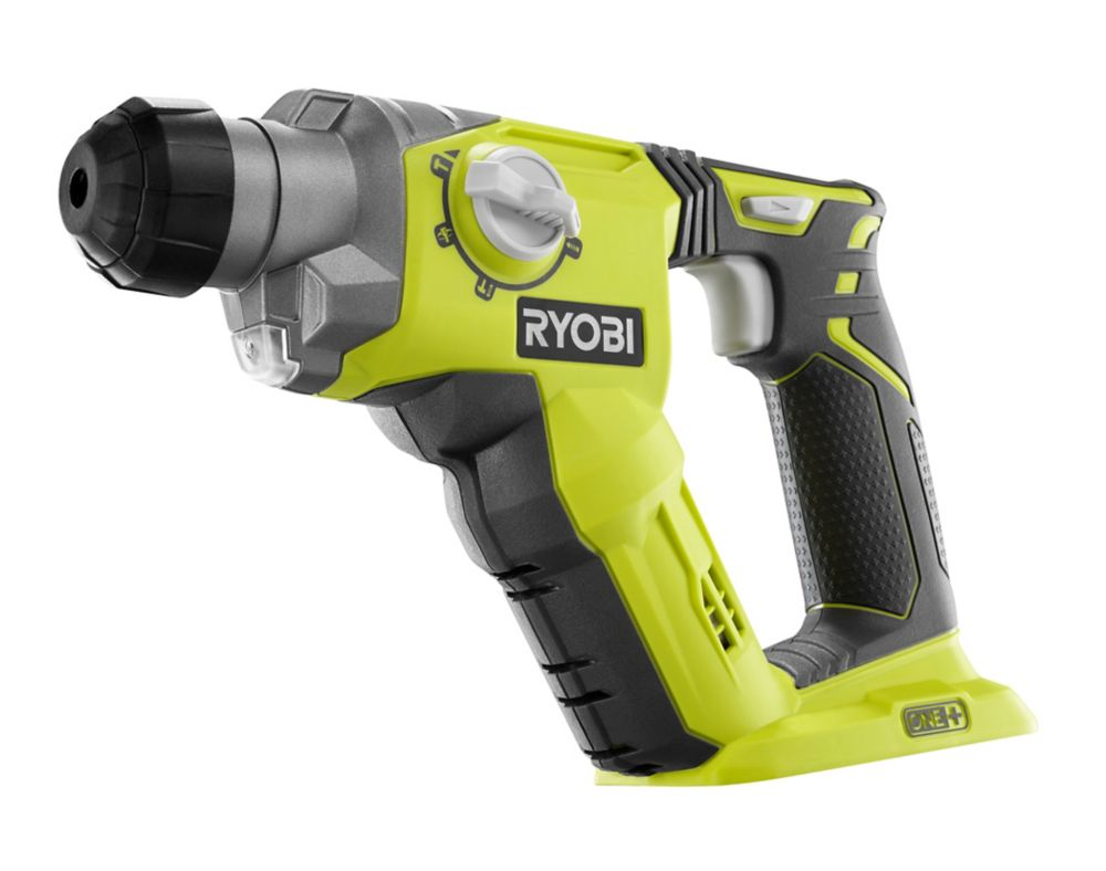 ONE 18-Volt 1/2 in. Cordless SDS-Plus Rotary Hammer Drill