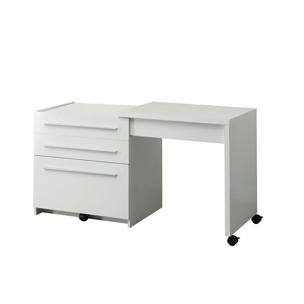 Freeport 3 Piece Office In A Box In Pure Black 7270700