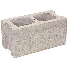 200mm x 200mm x 400mm Standard Concrete Block