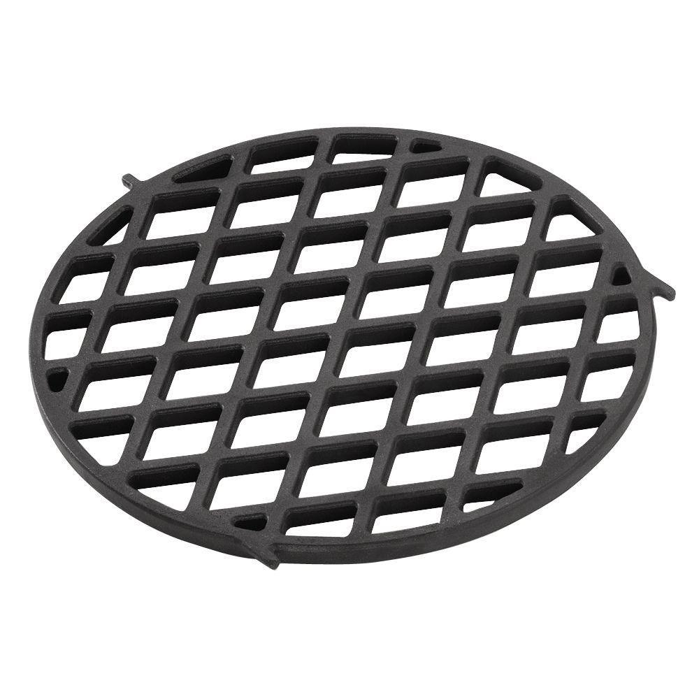 Original Gourmet BBQ System Porcelain-Enameled Cast Iron Sear Grate Insert
