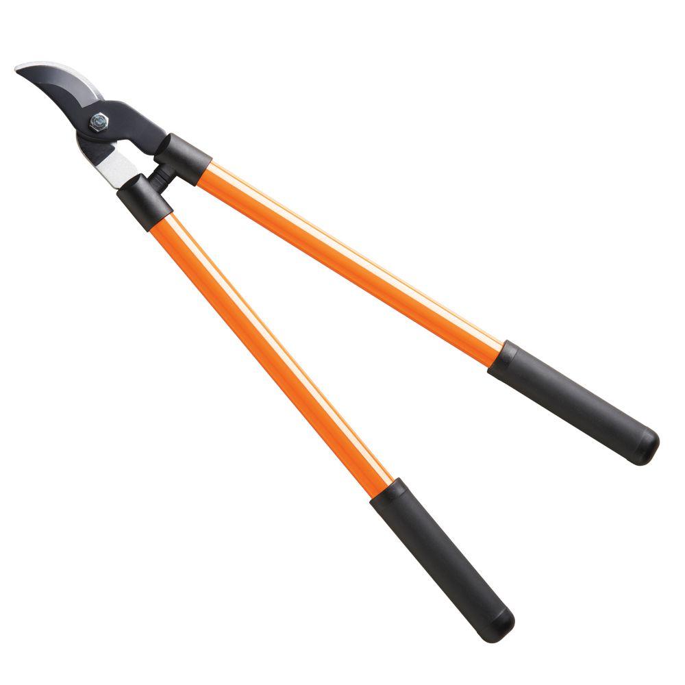 Colourwave  Coupe-branches à contre-lame, de couleur orange