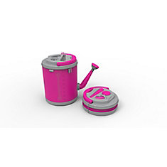 Colpaz Collapsible Watering Can in Candy pink