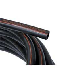 IPEX HomeRite Products Poly Pipe 1/2 Inch X 25 Feet 75psi Red Stripe