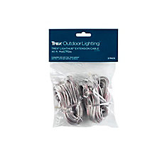 40 Foot Wire Extension Cable (2 Pack)