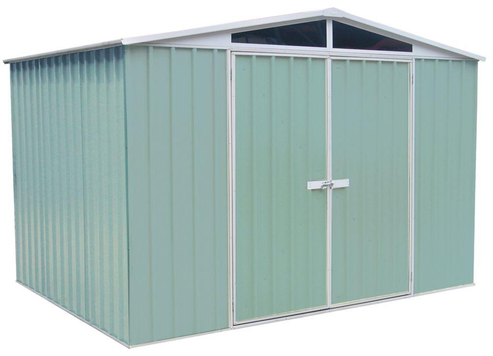 Absco premiere abri de jardin kit home depot canada for Abri de jardin en kit