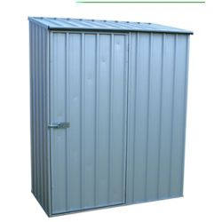 Absco Space Saver Garden Shed