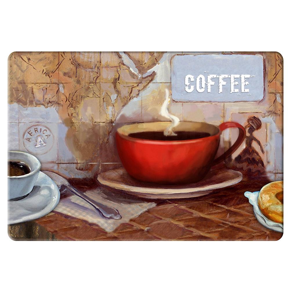 Tapis de Cuisine Anti-fatigue Café Du Monde - 18 pouces x 30 pouces
