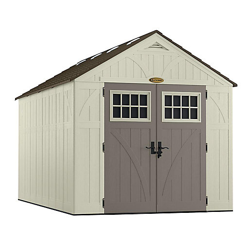 8 ft. x 13 ft. Tremont Storage Shed