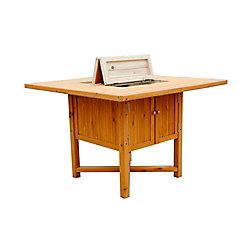 Leisure Season Cooler Table