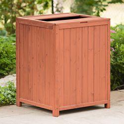 Leisure Season Conteneur à déchets pour patio