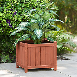 Leisure Season Square Planter Box