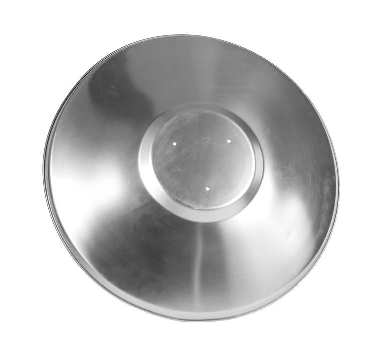 37.5 Inch One Piece Reflector For 3 Post Heaters