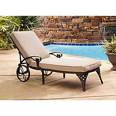 Patio Chaise Loungers The Home Depot Canada