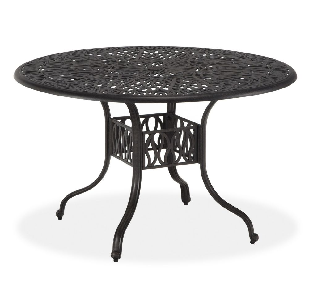 48Inch Round Dining Table
