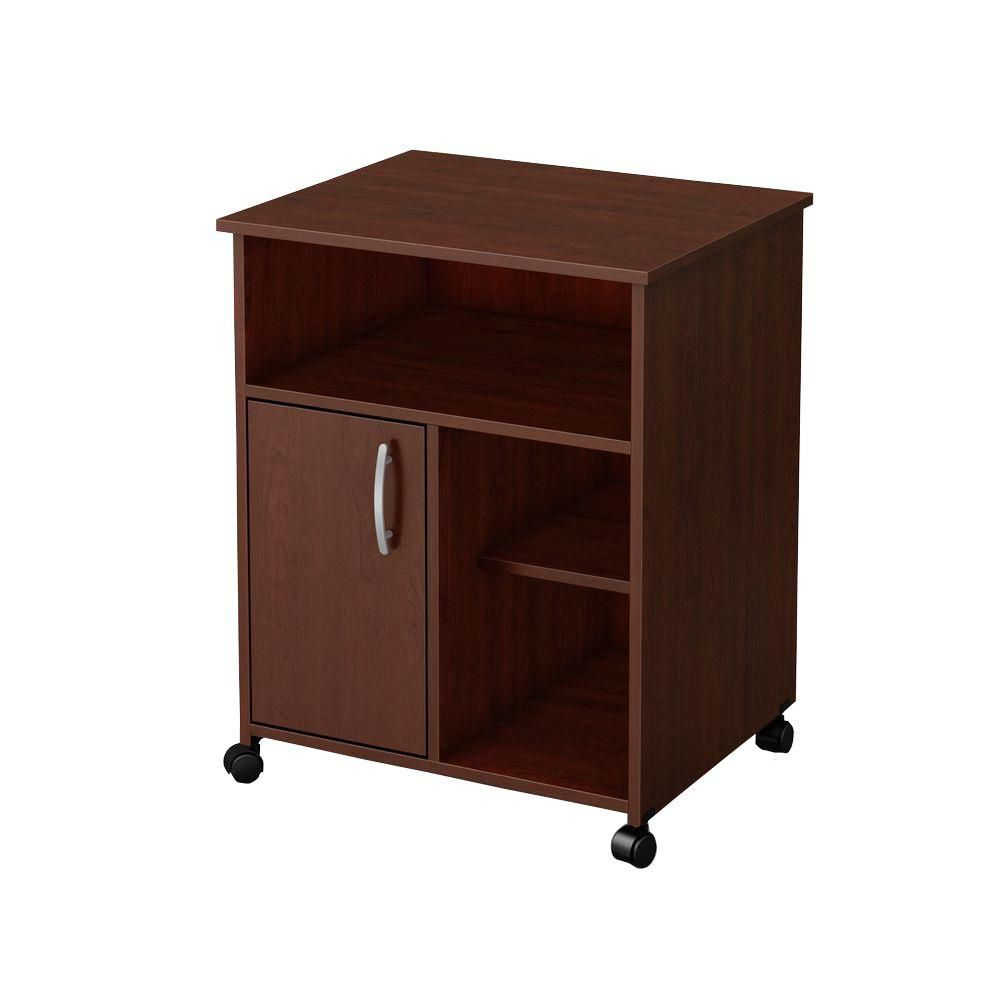 Freeport 23.5-inch x 29.37-inch x 19.5-inch Manufactured Wood Filing Cabinet in Brown