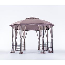 Sunjoy Cardiff 12 ft. x 10 ft. Gazebo with Vented Canopy